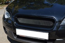 Решетка радиатора Субару Аутбек 3 (тюнинг решетка Subaru Outback 3)
