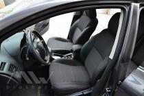 Чехлы в салон Toyota Auris 1