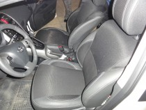 Чехлы Тойота Аурис 1 (авточехлы на сиденья Toyota Auris 1)