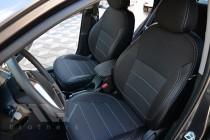 Чехлы Киа Рио 3 седан (авточехлы на сиденья Kia Rio 3 sedan)