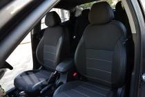 Чехлы Киа Рио 3 хэтчбек (авточехлы на сиденья Kia Rio 3 hatchback)