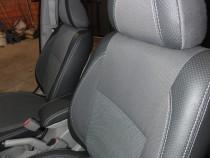 Чехлы Киа Церато 1 (авточехлы на сиденья Kia Cerato 1)
