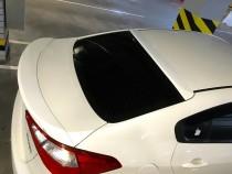 Спойлер на стекло Киа Церато 3 (спойлер на заднее стекло Kia Cerato 3 бленда)