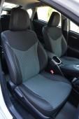 Чехлы Тойота Приус 3 (авточехлы на сиденья Toyota Prius 3)