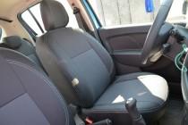 Чехлы Рено Сандеро Степвей 2 (авточехлы на сиденья Renault Sandero Stepway 2)