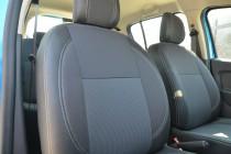 купить Чехлы Рено Сандеро 2 (авточехлы на сиденья Renault Sander