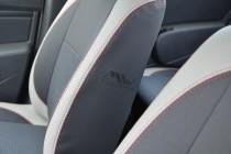 Чехлы в салон Рено Сандеро (авточехлы на сиденья Renault Sandero