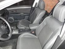 купить Чехлы в салон Мазда 3 (авточехлы на сиденья Mazda 3)