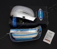 Купить хром накладки на боковые зеркала Seat Toledo 2 (хром на б