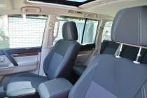 Чехлы Митсубиси Паджеро Вагон 4 (авточехлы на сиденья Mitsubishi Pajero Wagon 4)