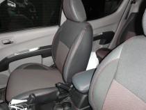 Чехлы в салон Митсубиси Л200 (авточехлы на сиденья Mitsubishi L2