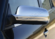 Хром накладки на зеркала Фольксваген Бора (хром пакет на зеркала