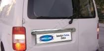 Оригинальная хромированная накладка на крышку багажника Volkswag