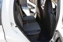 чехлы в салон Toyota Aygo 1