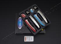 Хромированные накладки на ручки дверей Volkswagen Passat B7 (фот