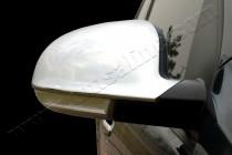 Хром накладки на зеркала Фольксваген Шаран 1 (хромированные накладки на боковые зеркала Volkswagen Sharan 1)