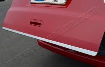 Оригинальная хром накладка на заднюю дверь Фольксваген Т5 omsa L