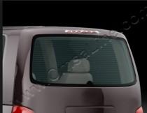Хромированная окантовка на стоп сигнал Volkswagen Transporter T5 (хром накладка на стоп сигнал Фольксваген Транспортер Т5)