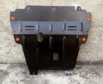Защита двигателя Рено Сценик 3 (защита картера Renault Scenic 3)