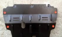 купить Защиту двигателя Рено Сценик 3 (защита картера Renault Sc