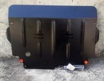 Защита двигателя Пежо 208 (защита картера Peugeot 208)