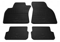 Резиновые коврики Ауди А6 С6 (коврики в салон Audi A6 C6)