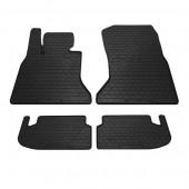 Резиновые коврики БМВ 5 F10 (коврики в салон BMW 5 F10)