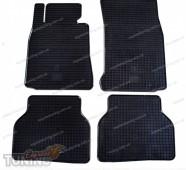 Резиновые коврики БМВ 7 Е38 (коврики в салон BMW 7 E38)