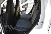 Чехлы в салон Peugeot 107