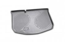 Коврик в багажник Ситроен С3 2 (автомобильный коврик багажника Citroen C3 2)