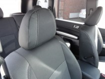 Чехлы Ниссан Х-Трейл Т31 (авточехлы на сиденья Nissan X-Trail T31)