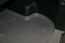 Коврик в багажник Грейт Вол Ховер Н3 (автомобильный коврик багажника Great Wall Hover H3)