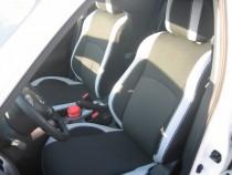 Чехлы в салон Ниссан Джук (авточехлы на сиденья Nissan Juke)