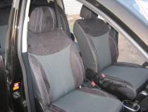 Чехлы Ниссан Тиида 2 (авточехлы на сиденья Nissan Tiida 2)