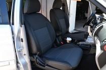 Чехлы Митсубиси Паджеро Спорт 2 (авточехлы на сиденья Mitsubishi Pajero Sport 2)