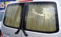 Шторки Фольксваген Транспортер Т5 (автомобильные шторки Volkswagen Transporter T5)