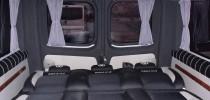 Шторки на авто Рено Трафик (автомобильные шторки в салон Renault