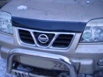 Мухобойка капота Ниссан Х-Трейл Т30 (дефлектор на капот Nissan X-Trail T30)