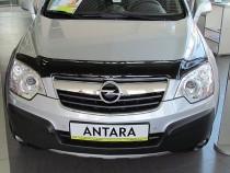 Мухобойка капота Опель Антара (дефлектор на капот Opel Antara)