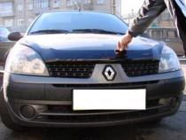 Мухобойка капота Рено Симбол 1 (дефлектор на капот Renault Symbol 1)