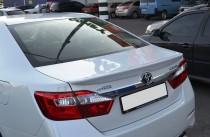Купить спойлер для Тойота Камри 50 Киев (спойлер кромки багажник
