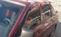 Ветровики Форд Скорпио 1 (дефлекторы окон Ford Scorpio 1)