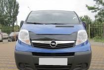 Мухобойка Opel Vivaro в магазине expresstuning (дефлектор капота