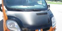 Дефлектор капота Nissan Primastar (мухобойка Ниссан Примастар)