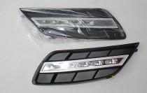 Дневные ходовые огни МГ 550 (ДХО для Morris Garages MG 550 DRL)