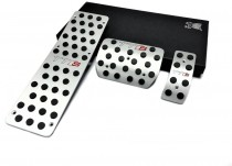 Накладки на педали для Ауди 100 автомат (накладки педалей на Audi 100)