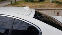 Задний спойлер на стекло Бмв 5 Ф10 (купить козырек на стекло для
