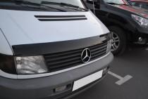 Дефлектор капота Мерседес Вито W638 (мухобойка Mercedes Vito W638)