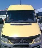Дефлектор капота Мерседес Спринтер W901 (мухобойка Mercedes Sprinter W901)