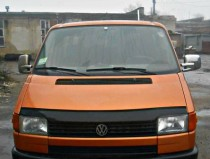Мухобойка Фольксваген Транспортер Т4 (дефлектор капота Volkswagen Transporter T4)